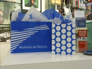 New Museum Store Shopping Bags