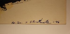 Braithwaite Signature