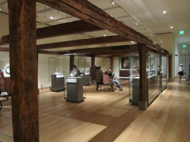 Art of the Americas wing, Boston MFA