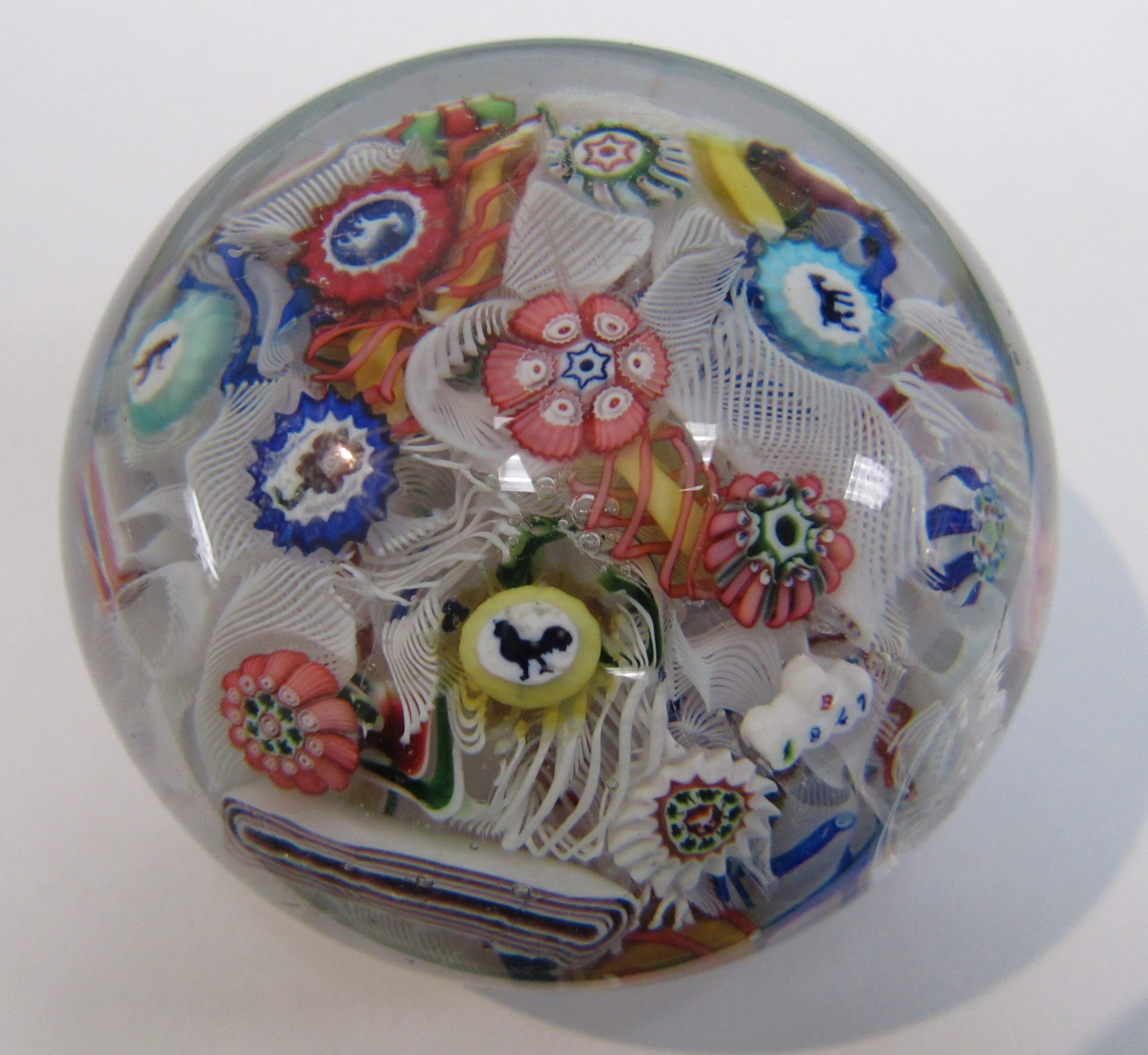 From Museum Storage–Cataloging 188 Paperweights ...