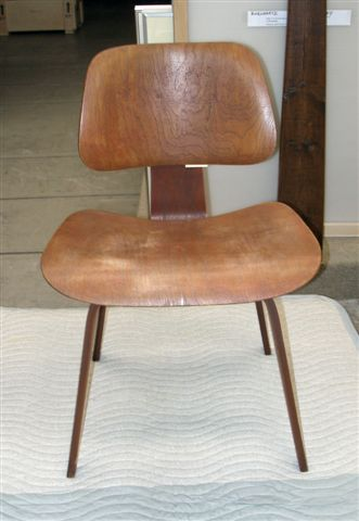 charles and ray eames dcw dining chair