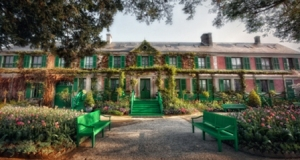 Giverny, house