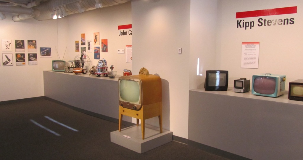"Installation shot, MIAD's ""Style, Innovation, & Vision: Six Perspectives of a Design Collection"" exhibition. Photo by the author."