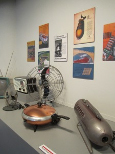 "Installation shot, MIAD's ""Style, Innovation, & Vision"" exhibition. Photo by the author."