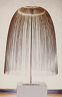 Harry Bertoia (American, b. Italy, 1915–1978) Untitled, 1970 Stainless steel 66 x 48 in. (167.64 x 121.92 cm) Purchase, with funds given in memory of Maurice W. Berger, President of the Board of Trustees, 1964-1968 M1970.88 © Artists Rights Society (ARS), New York