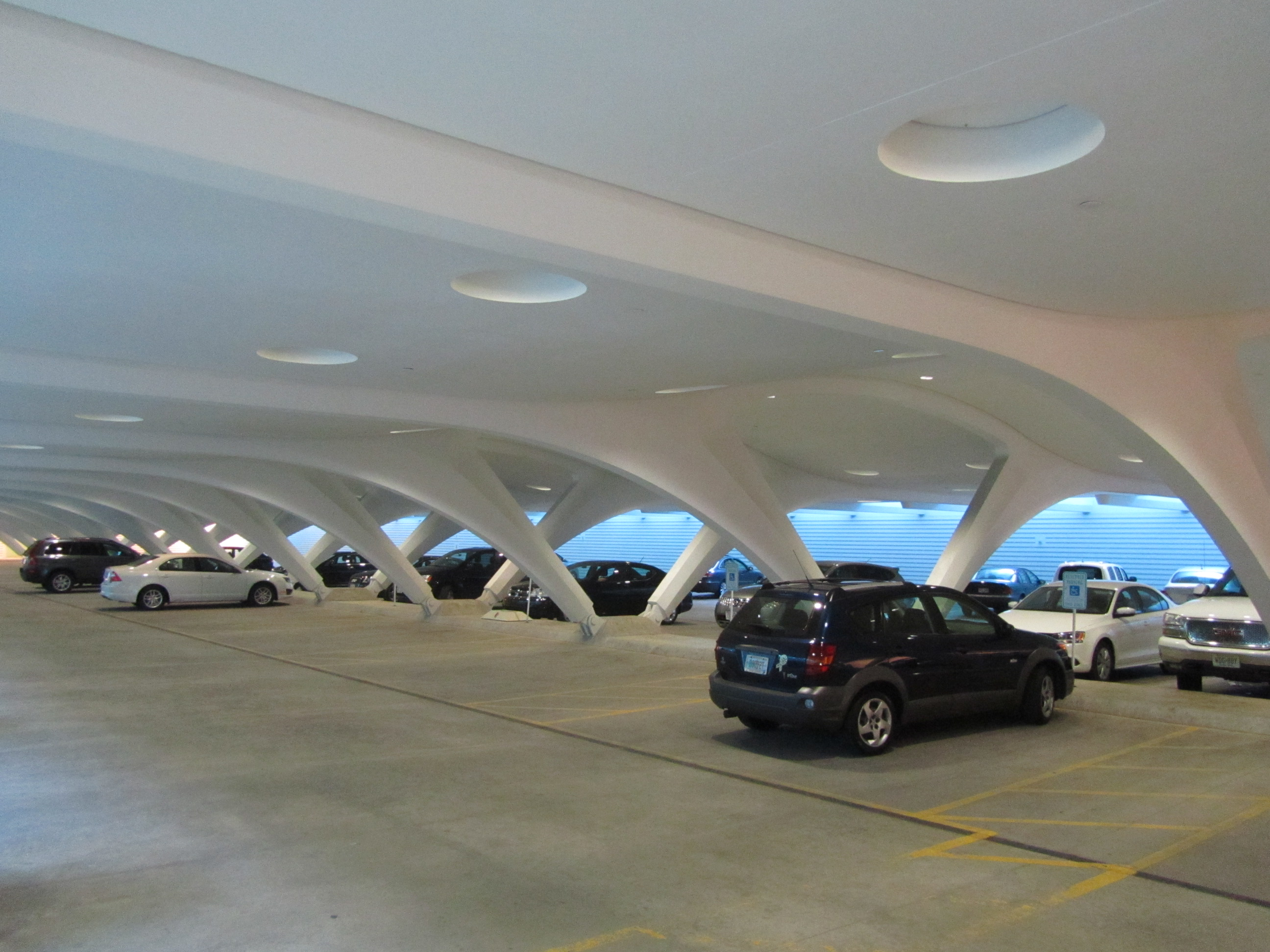 Museums And The Parking Business Milwaukee Art Museum Blog