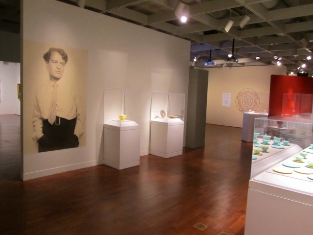 "Installation shot of ""Grete Marks: When Modern Was Degenerate."" Photo by the author."
