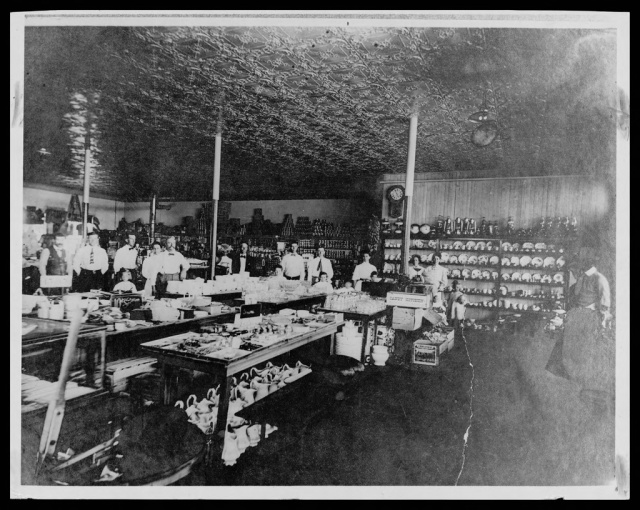 Sohm, Ricker & Weisenhorn 1884-1913 (Photo: Quincy Public Library)
