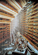 Andreas Gursky (German, b. 1955). San Francisco, 1998. Chromogenic print. Milwaukee Art Museum, Purchase, Erich C. Stern Fund in memory of Lucia K. Stern and the Richard and Ethel Herzfeld Foundation Acquisition Fund. Photo credit Matthew Marks Gallery © Artists Rights Society (ARS), New York / VG Bild-Kunst, Bonn