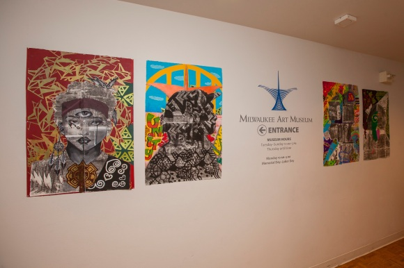 Installation shot of final artwork. Photo by Front Room Photography