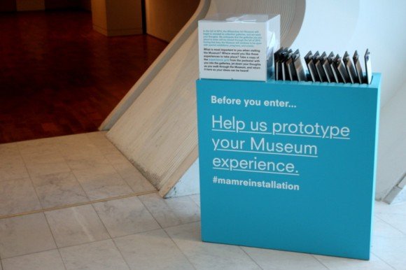 View of the Prototyping Pedestal. Photo by the author