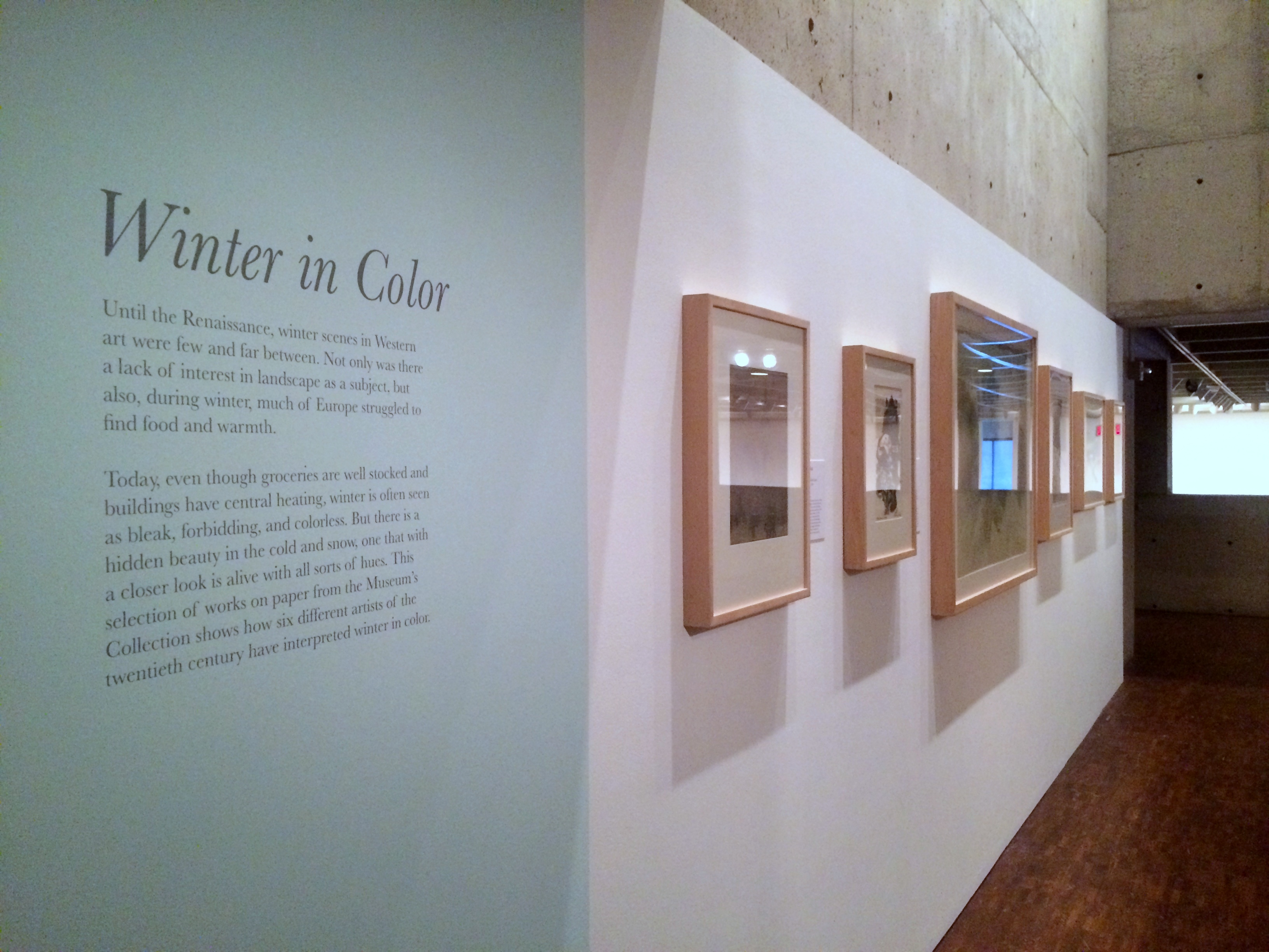 From the Collection–Winter in Color | Milwaukee Art Museum Blog