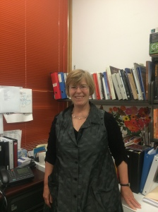Brigid Globensky, Senior Director of Education and Programs. Photo by Chelsea Emelie Kelly