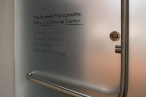 Herzfeld Photography, Print, and Drawing Study Center. Photo credit: John Glembin.